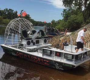Gator Raiderz, Airboat Rides