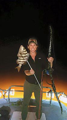 Gator Raiderz, Bowfishing