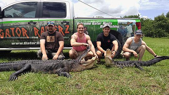 Gator Raiderz, Corporate Retreats