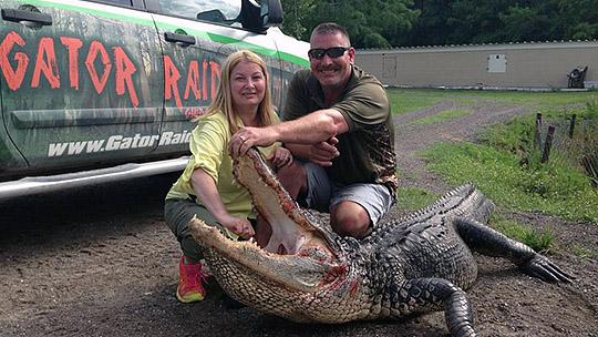 Gator Raiderz, Gator Hunts