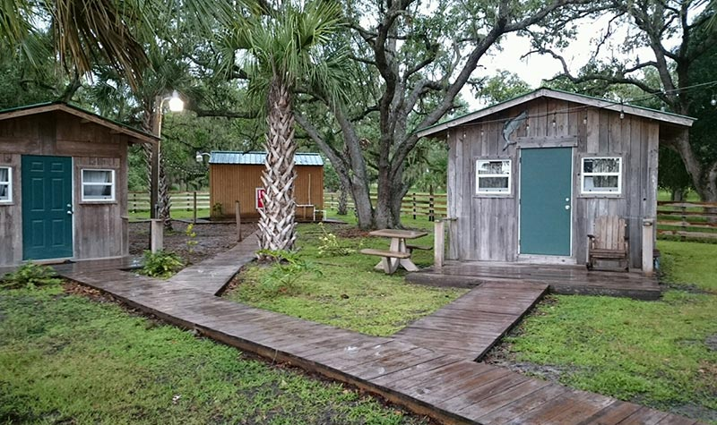 Gator Raiderz Lodging