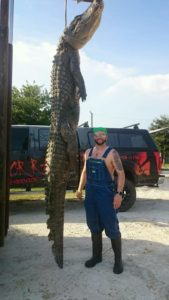 Wild Gator Hunts, Florida - Gator Raiderz