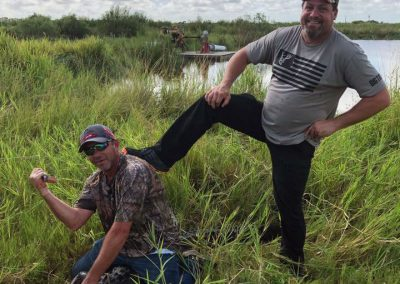 Pictures of 2019 Alligator Hunting Expeditions in Southwest Florida with GatorRaiderz