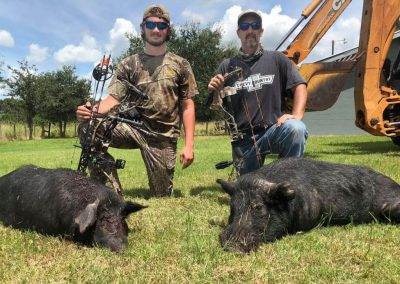 Trophy Hog Caught While Hog Hunting with GatorRaiderz